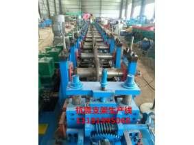 南皮鑫飞扬抗震之架设备生产线精密工艺厂家直销