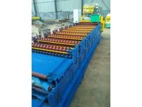 850型水波纹压瓦机